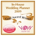 In-House Wedding Planner - Gold